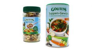 Raul Rousso Goutess feine Würze Etiketten