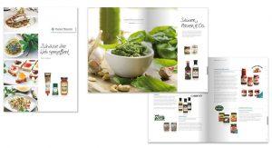 Bestellkatalog für den Lebensmittel-Einzelhandel von Raoul Russo