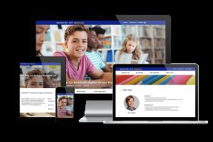 Webseite von Karin Höglauer, Nachhilfe mit Methode