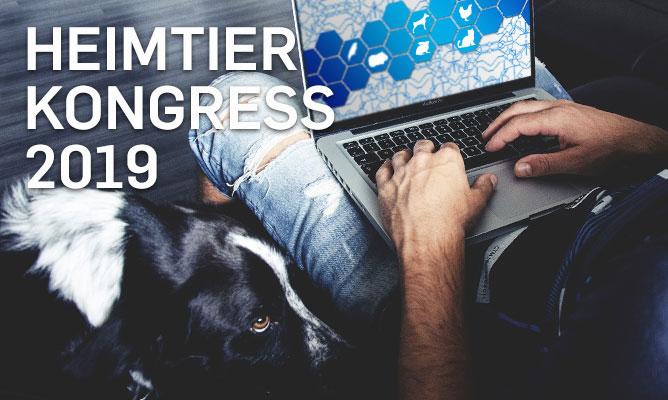 Vorfreude auf den Heimtier-Kongress 2019